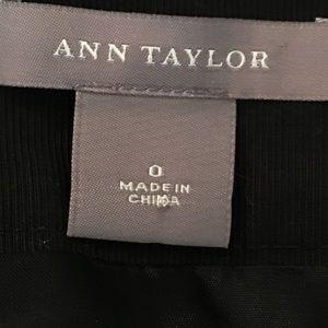 Ann Taylor Skirts - [Ann Taylor] Geometric Design Straight Skirt